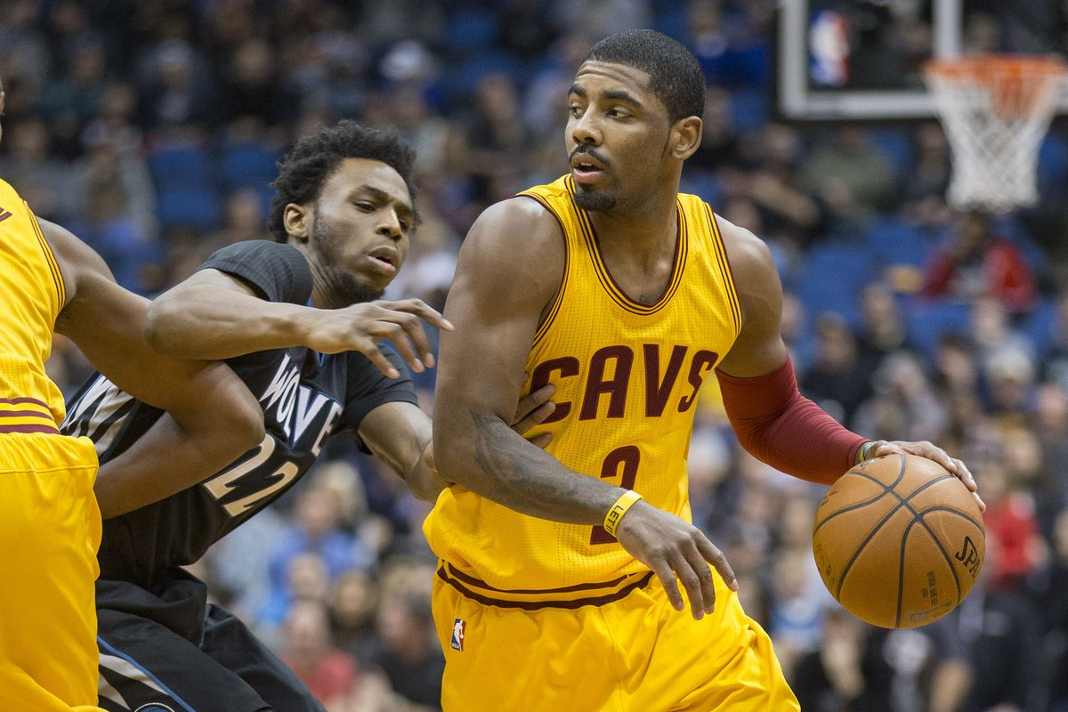 Kyrie Irving Andrew