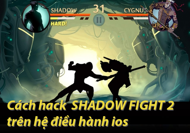 hack shadow fight ios
