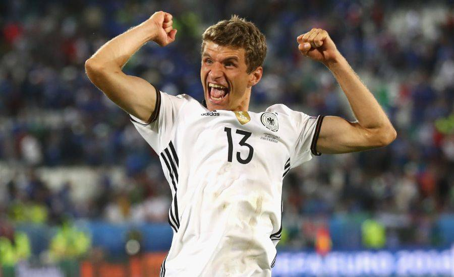 Thomas muller world cup 2018